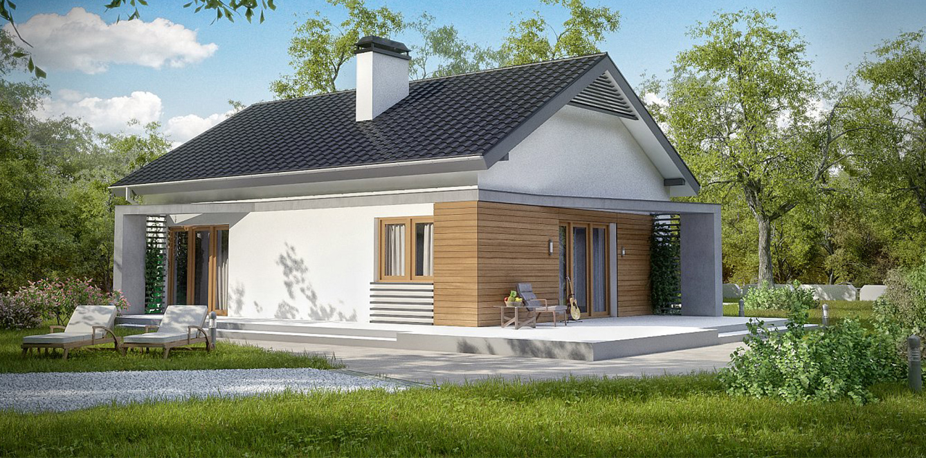 Home design house 80m2 plans home designs Dezine house