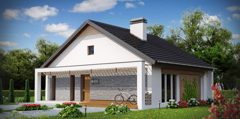 95m2 house plan